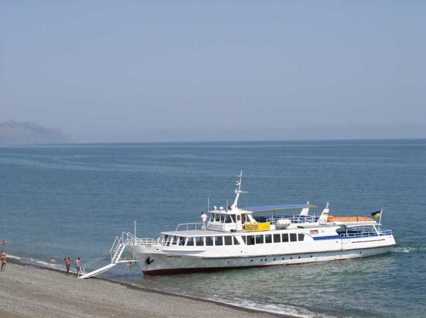 Организация морских экскурсий