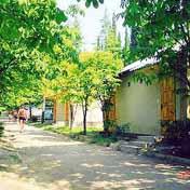 Канака, пансионат Волга